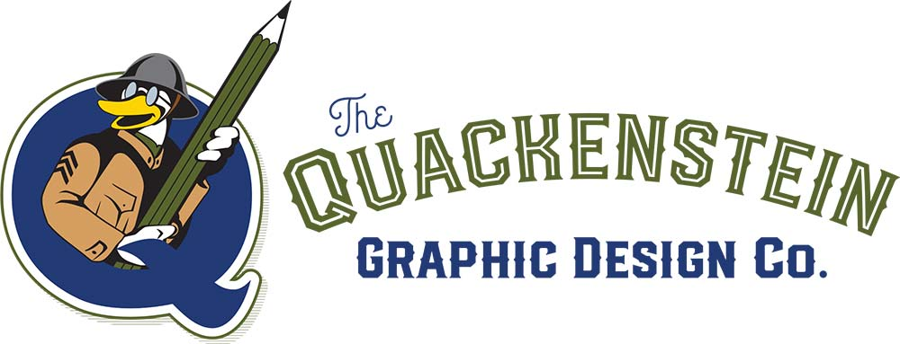 Quackenstein Graphic Design Co.
